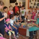 Hat tábort szervezett a művészeti iskola