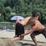 Strandbirkózás Szarvason – szentesi, csongrádi érmekkel