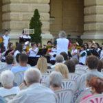 100 tagú fúvószenekar a Kossuth téren