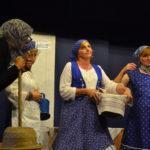 Színházi előadás a II.sz. Idősek Klubjában