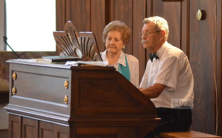 Nagy János - orgona