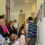 Festmény kiállítás a református otthonban