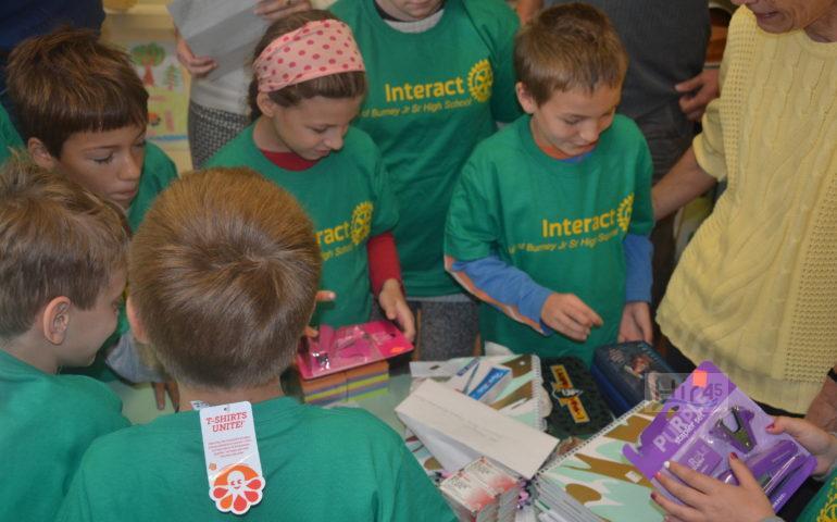 Deák iskola -Rotary