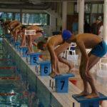 Rangos  úszóverseny a sportuszodában (eredmény listával)