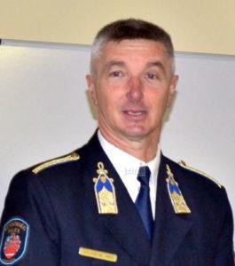 Balogh-Szabó Imre r. ezredes