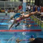 A szentesi úszók és Hosszú Katinka a II. Hódúszó Kupán