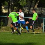 Három gólos vereség