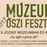 A Koszta múzeum e heti program ajánlata