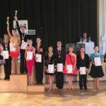 A hétvégén, négy helyszínen táncoltak a Szilver TSE párosai – sikerrel