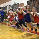 Atlétikai utánpótlás nevelés a Klauzálban