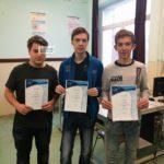 Első helyen végzett a Pollák az országos programozói versenyen