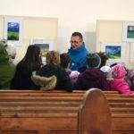 Adventi kiállítás a Felsőpárti Református templomban -videóval