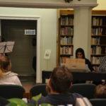 Zenével hangolódtak az ünnepre a könyvtárban