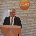 A térség országgyűlési képviselője: a Nemzeti Konzultációról