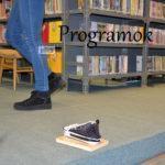 Könyvtári programok
