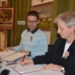 Két szentesi festőművész öt új alkotása került a múzeumba