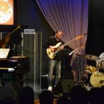 Jazz-hangulat a szentesi zeneiskolában