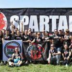 Az év legnagyobb Spartan Race versenyén 10. lett a szentesi csapat