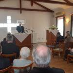 Magas rangú vendégek a református otthon jubileumán