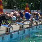 Szlovák bajnoki címeket szereztek  a szentesi szenior úszók