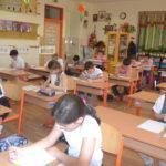 Megyei matek verseny a Klauzálban