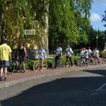 Közös kerékpártúra Szarvasra és környékére