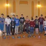 """Robot """"konstruktőrök"""" találkozója a református iskolában"""