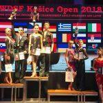 Táncos eredmények – itthonról és külföldről