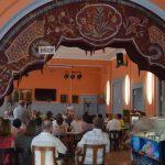 Aranykagyló őrs a Közéleti Kávéházban