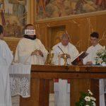 Szentesen celebrált misét Böjte atya