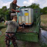 Víztisztítók tábora