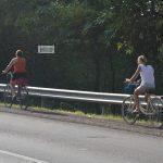 Csökkent a balesetveszély a Szentes-Csongrádi közúti hídnál