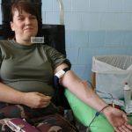 Több mint félszáz katona adott ma vért Szentesen