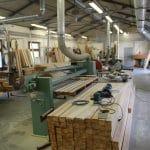 Tovább fejleszti lakatos- és asztalosüzemét a Bodrogi Bau Kft.