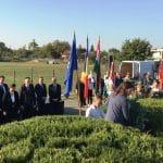Csongrád megyei vezetők főhajtása a Vesztőhelyen – Aradon
