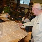 Családfa-készítésről beszélgettek a könyvtárban
