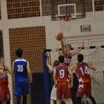Kosárlabda nagyüzem….