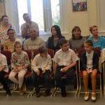 Térségi mesemondó verseny a református iskolában