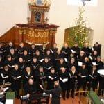 A műszaki katonák és a lakosság közös Adventi ünnepe