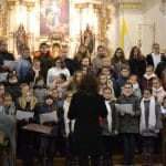 30. Kórushangverseny a katolikus templomban