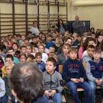 Angol nyelvű élménybeszámoló a Deák suliban