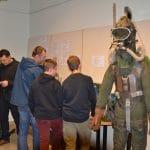 Szanyi Jánosra emlékezve – látványos kiállítás nyílt a könyvtárban