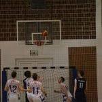 A szentesi junior kosarasok 100 pont feletti győzelme